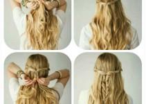 Penteados Simples: 9 Passo a Passo para Fazer Você Mesma