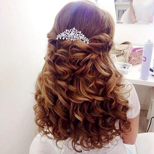 Quanto cabelo menina! rs