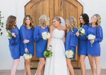 Vestidos de Madrinha Azul: 10 Inspirações Lindas que vão deixar suas Madrinhas um ARRASO!