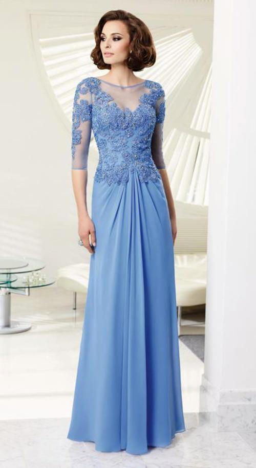 Já quero um vestido com essa cor *O*