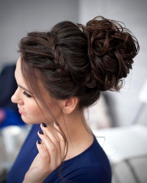 Queria ter jeito e tempo pra arrumar meu cabelo todos os dias com tiara de trança