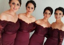 Vestidos Marsala: 11 Inspirações para Arrasar com a Cor do Ano